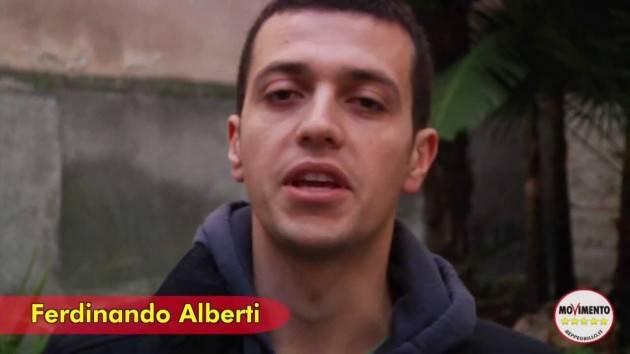 """Alberti (M5S): """"Il Consiglio Regionale boccia la nostra mozione  su 'indice per le discariche'"""