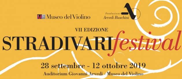 MDV Cremona Continua la 7°edizione dello Stradivari Festival fino a sabato 12 ottobre