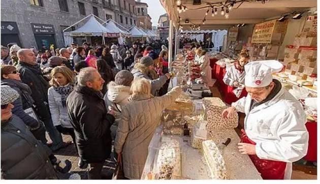 Cremona Festa del Torrone 2019 dal 16 al 24 novembre dedicata a Leonardo ed alle Olimpiadi