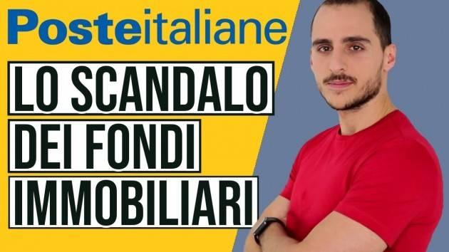 Codacons CREMONA: ANCORA UN CASO DI RISPARMIO TRADITO! LO SCANDALO FONDO IMMOBILIARE OBELISCO E POSTE ITALIANE.