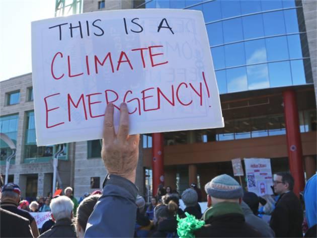 Amnesty A NEW YORK IL SUMMIT DEI POPOLI SULL'EMERGENZA CLIMATICA