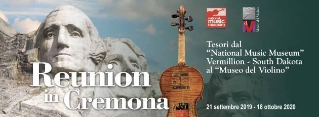 MDV Reunion in Cremona fino  al 18 ottobre 2020
