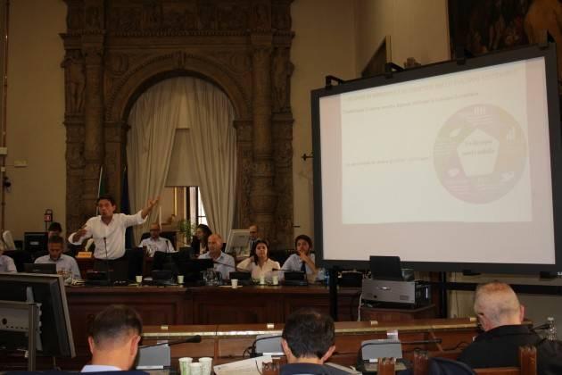 Cremona Gian Luca Galimberti presenta nel CC  del 19 settembre  le Linee Programmatiche di Mandato