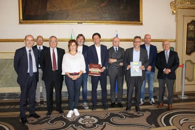 Incontro in Comune con l'Associazione Professionisti della provincia di Cremona