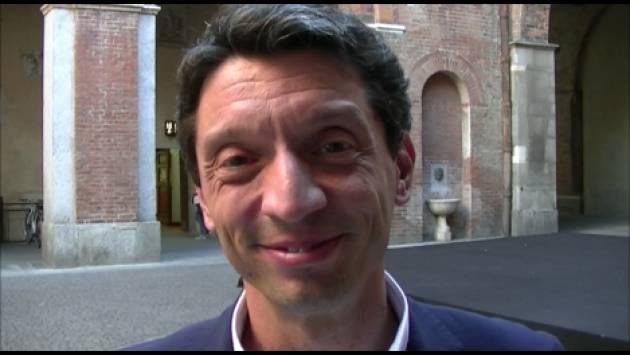 Cremona Gianluca Galimberti: il nuovo governo Conte ascoltando i sindaci parte con il piede giusto (Video G.C.Storti)