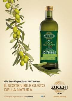Al via la nuova campagna ADV di Oleificio Zucchi 'Il sostenibile gusto della natura': fino al 29 settembre