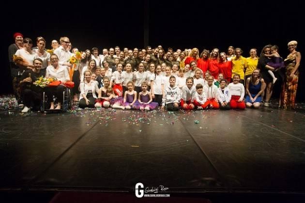 Danza, fitness e ginnastica: domenica  22 sett. doppio appuntamento con la 'Liberi e Forti' a Formigara
