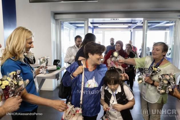Pianeta Migranti. I Corridoi Umanitari italiani vincono il Premio Nansen dell'UNHCR (Video)