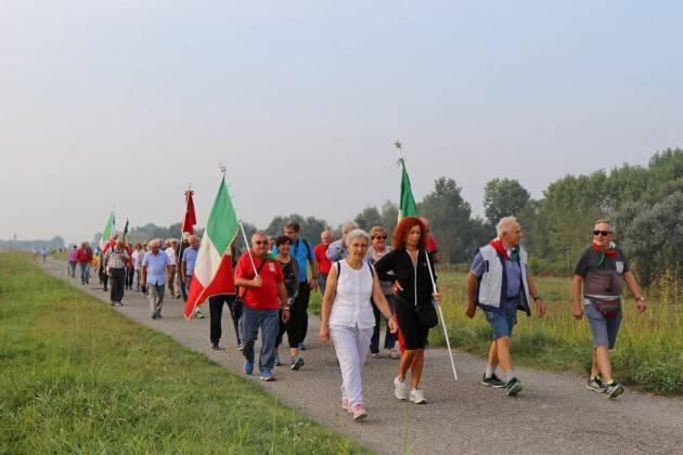 RONCAROLO, CASCINA BARACCA 'Una marcia per non dimenticare: il rastrellamento nazi- fascista del 26 settembre 1944'| Ennio Serventi
