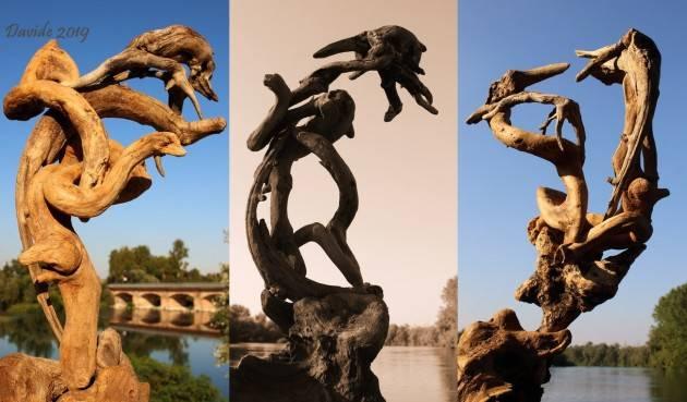 A Lodi visitabile fino al 28 settembre la mostra fotografica 'Sensazioni visive', dedicata alle sculture del cremonese Erminio Tansini
