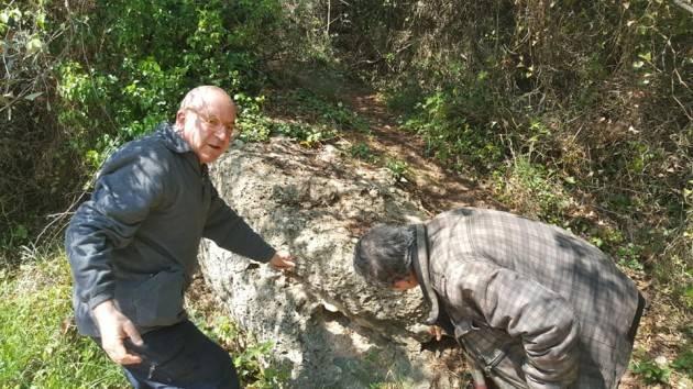 Alle origini della nostra civiltà : cave delle 'Moraire-Bandie' a Cisano sul Neva (Sv) Christian Flammia
