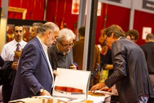 Dal 27 al 29 Settembre torna il Cremona Musica International Exhibitions and Festival