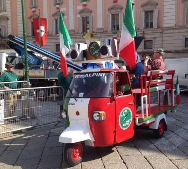 Piacenza  Conto alla rovescia per l'Adunata degli Alpini del 19 e 20 ottobre