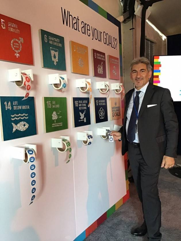 LNews-NEW YORK CLIMATE WEEK, CATTANEO: IN LOMBARDIA GRANDE PATTO TRA AMBIENTE E IMPRESE