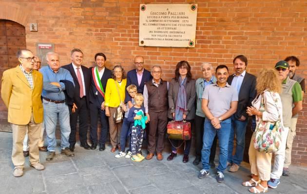 Cremona laica e repubblicana ha celebrato il 149° della liberazione di Roma