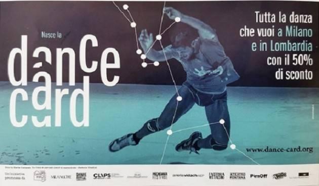 Nasce la dance card: tutta la danza che vuoi a Milano e in Lombardia con il 50% di sconto