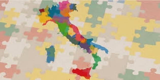 L'ECOSTORIA  Riflessioni  sui nuovi poteri richiesti dalle Regioni Lombardia, Veneto ed Emilia allo Stato.