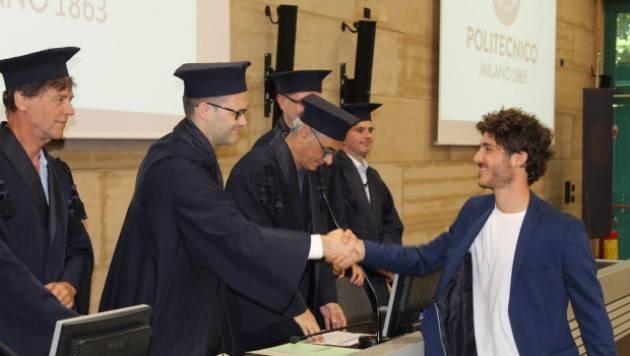 Lauree 26 settembre 2019 Politecnico di Milano - Polo di Cremona