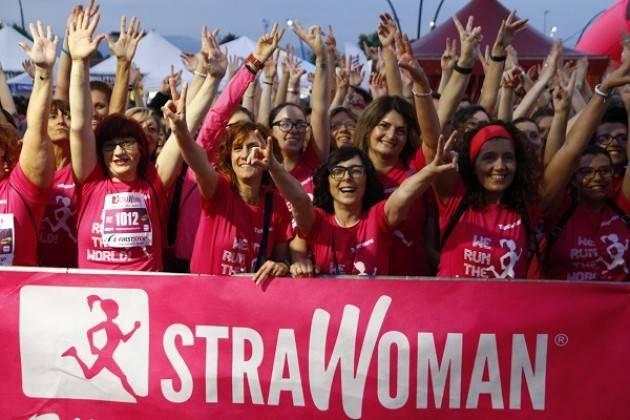 Domenica 29 settembre il Tour StraWoman arriva a Cremona