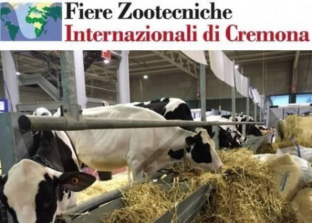 Dal 23 al 26 Ottobre la nuova edizione delle Fiere Zootecniche di Cremona