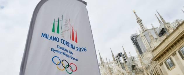 LNews- ANTONIO ROSSI: LOMBARDIA AL TOP, UN 'PIANO MARSHALL' IN VISTA DI MILANO-CORTINA 2026
