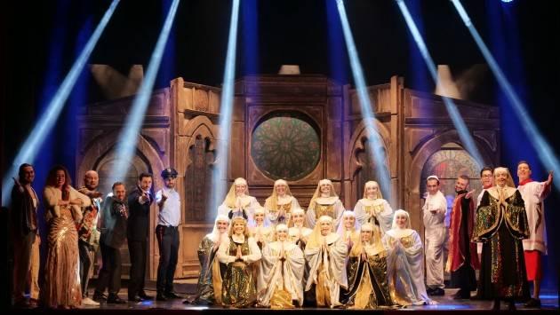 Teatro Sociale Soresina Di nuovo in scena lo spettacolo 'Sister Act Che Favola!'