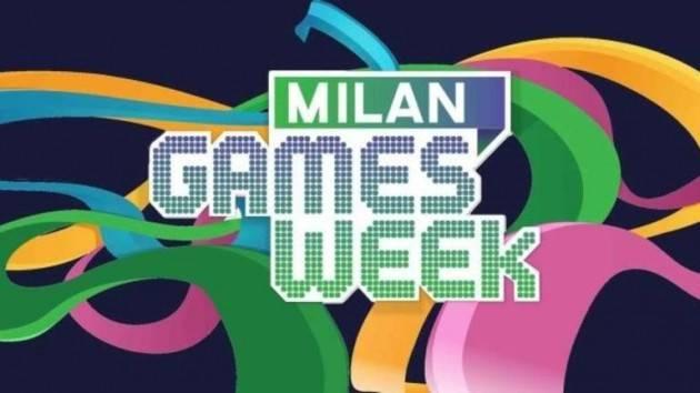 LNews-Foto. 'MILANO GAMES WEEK', VICEPRESIDENTE F.SALA A INAUGURAZIONE: SONO LE OLIMPIADI DEL CERVELLO