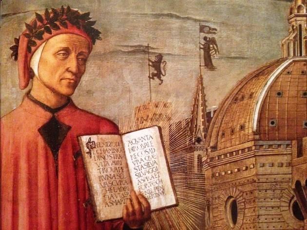I Papi e Dante Incontro al Filo di Cremona il 2 ottobre 2019