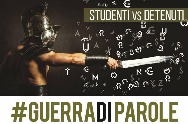 Arriva a Milano la #GuerradiParole, gara di retorica tra gli studenti dell'Università Statale e i detenuti di San Vittore