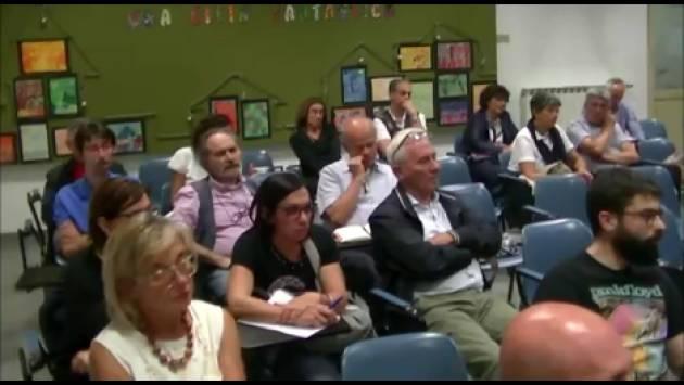 Un successo l' incontro Forum Idee Cremona Antonio Floridia : 'il popolo non esiste, ci sono i cittadini'(Video G.C.Storti)