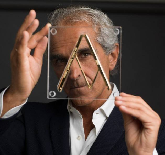 A Cremona Frattura (ricomposizione) La nuova mostra di Giorgio Palù a cura di Luca Beatrice fino al 3 novembre