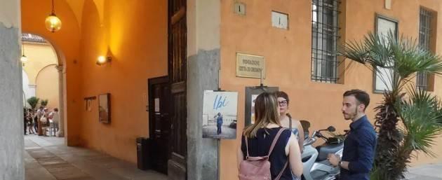 Festa Fondazione Città di Cremona incontro di sabato  19 ottobre
