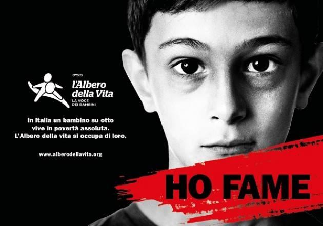 HO FAME Al via la prima campagna di #lavocedeibambini di Fondazione L'Albero della Vita