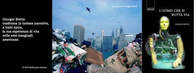 Giorgio Bertin trasforma in intensa narrativa, a tratti epica, la sua esperienza di vita nelle aree marginali americane …