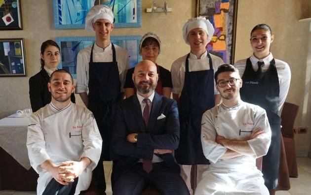 Il Bontà Il mare arriva a Mantova con gli 'Ambasciatori della Cucina Italiana'