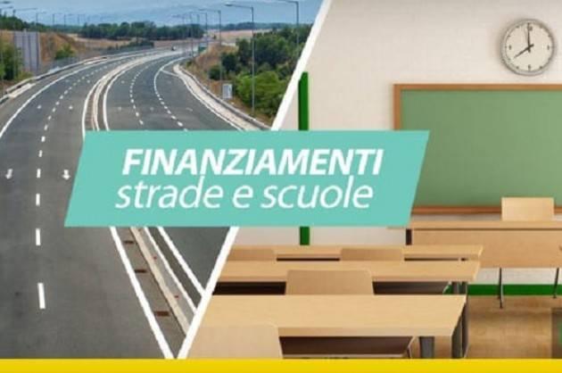 Provincia Cremona Importanti Investimenti nel settore dell'Edilizia Scolastica e manutenzione Strade