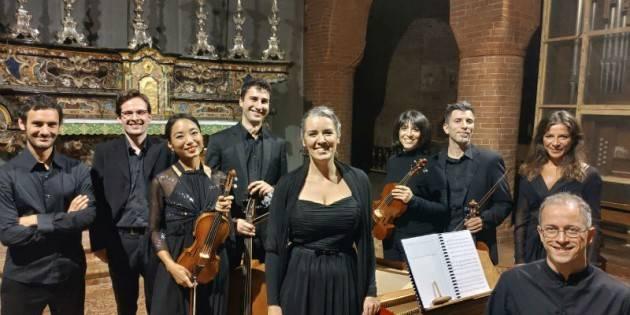 Cremona Le note barocche del coro Porta & CremonaAntiqua a San Michele, ricordando Anna Rossi
