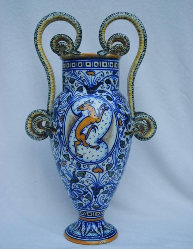 Luino  Per il ciclo Arte&Territorio Le ceramiche dei laghi.Ghirla e Laveno. 1900-1955 Fino al 14 novembre