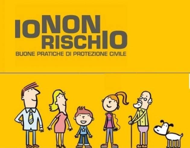 Protezione civile Io non rischio:12 e 13 ottobre  volontari in due piazze a Cremona e a Pizzighettone .