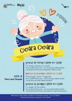 Cremona Nuovo ciclo di incontri dialettali al Museo del Cambonino Evento del 10 ottobre