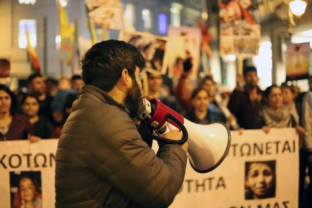 TURCHIA: AMNESTY CHIEDE LA FINE DELLA FARSA GIUDIZIARIA CONTRO 11 DIFENSORI DEI DIRITTI UMANI