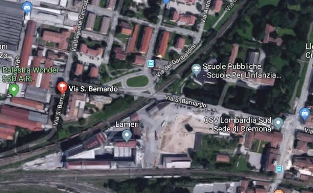 Cremona Lavori stradali ai passaggi a livello delle vie S. Bernardo, Rosario, San Quirico e Malcantone