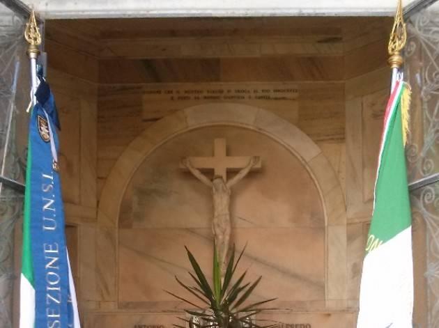 ANPC CREMONA   Commemora la  famiglia Di Dio lunedì 14 al cimitero | Giorgino Carnevali