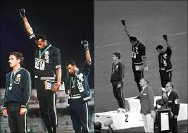 AccaddeOggi 12 ottobre 1968-I Giochi della XIX Olimpiade si aprono ufficialmente a Città del Messico