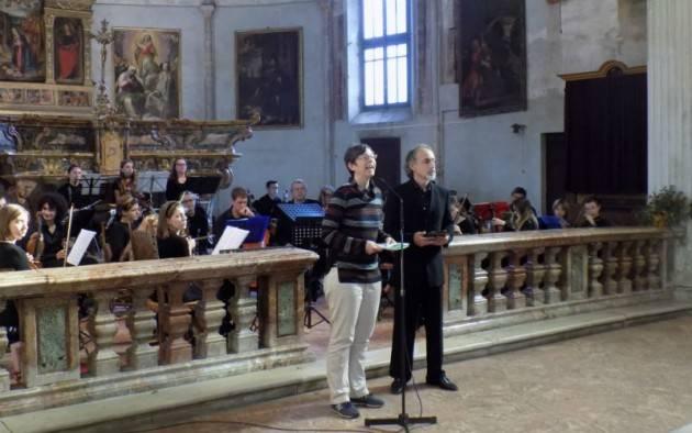 Fondazione Città di Cremona Successo per il secondo appuntamento di OLTRE IL GIARDINO