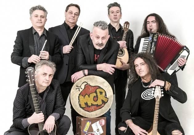I Modena City Ramblers in concerto al Teatro Ponchielli il 14 febbraio 2020