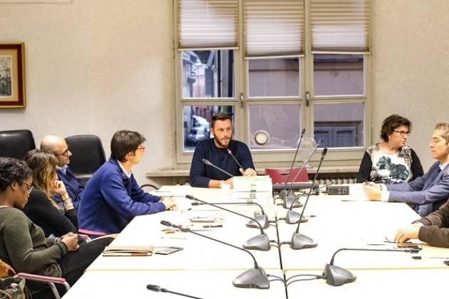 Cremona Santo Canale (PD) Presidente Commissione Consiliare Permanente Sviluppo Economico e Sicurezza.