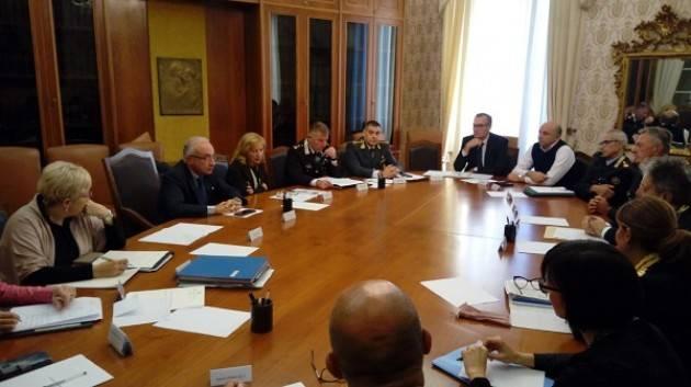 Cremona Comitato provinciale  Ordine e Sicurezza pubblica - Incidenti stradali
