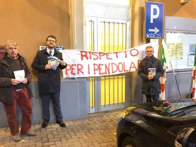 Lombardia  Cremona TRENI, PILONI (PD): 'SEMPRE PEGGIO'