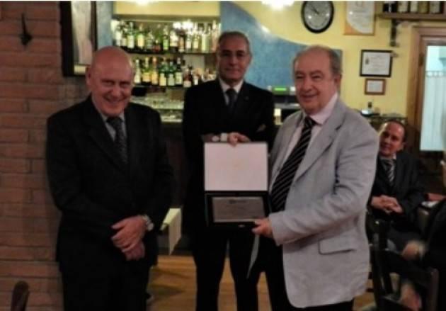 Confesercenti Cremona Cordoglio per la  scomparsa dello chef Giovanni Fontana